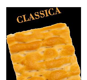 Focaccia genovese classica