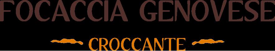 Focaccia Genovese Croccante