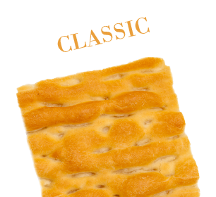 Focaccia genovese classic