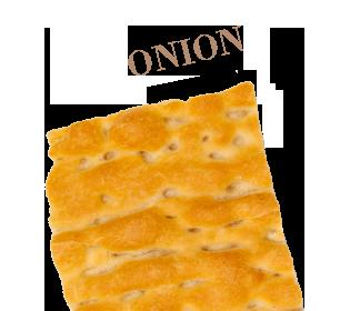Focaccia genovese onion